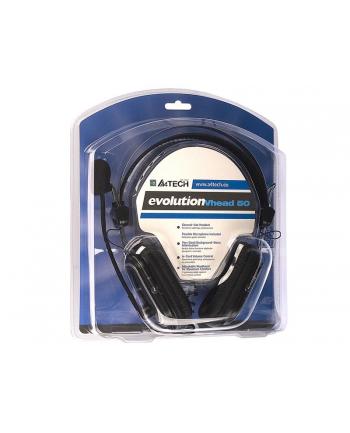 A4Tech A4-Tech słuchawki EVO Vhead 50 z mikrofonem   mini-jack