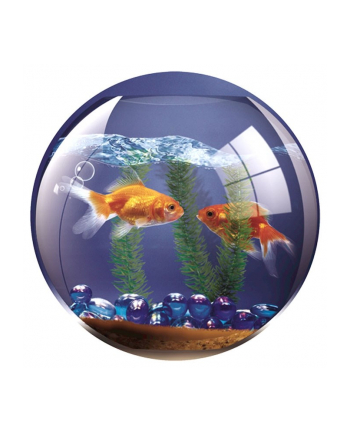 Fellowes podkładka pod mysz twarda prostokątna, złota rybka