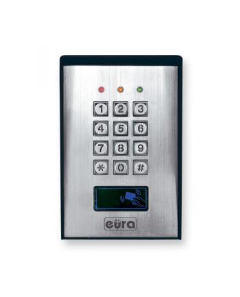 ZAMEK SZYFROWY ''EURA'' AC-15A1 trzy wyjścia, funkcja karty zbliżeniowej, Wiegand