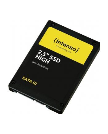 Intenso 3813430 120 GB - SSD - SATA - 2.5''