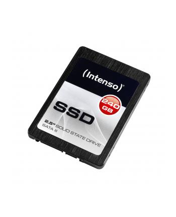Intenso 3813440 240 GB - SSD - SATA - 2.5''