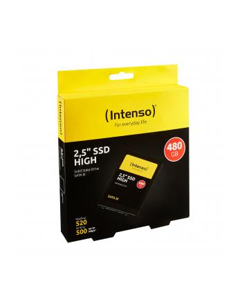 Intenso 3813450 480 GB - SSD - SATA - 2.5''