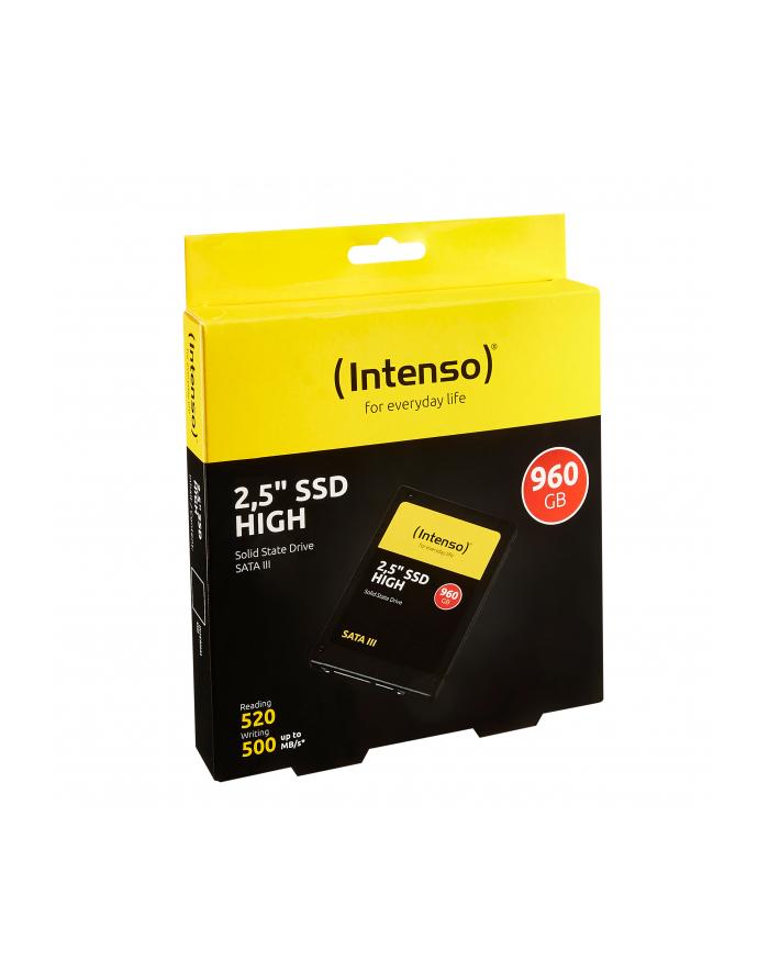 Intenso 3813460 960 GB - SSD - SATA - 2.5'' główny