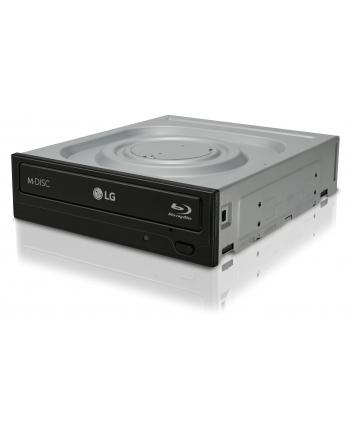 LG Electronics LG BH16NS55 - 16x - SATA - Blu-Ray nagrywarka - black - Retail