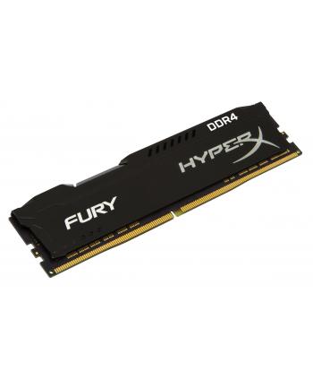 Kingston HyperX FURY 4x8GB 2400MHz DDR4 CL15 DIMM, czarna