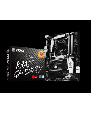 MSI Z170A KRAIT GAMING 3X - 1151