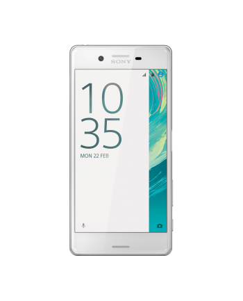 Sony Xperia X - 5'' - 32GB - Android - biały