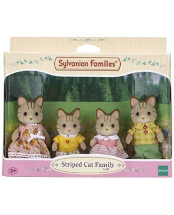 EPOCH Rodzina pręgowanych kotków