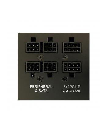 ZASILACZ 560W LC6560GP4 V2.4 80+ GOLD MODULARNY 6x SATA 2x PCIe