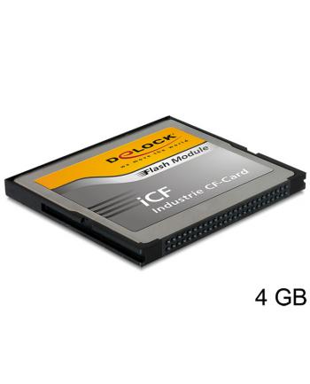 Delock karta Compact Flash 4GB