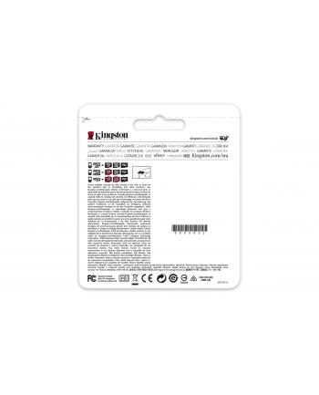 Kingston karta 16GB microSDHC UHS-I Industrial Temp Card Single Pack w/o Adapter
