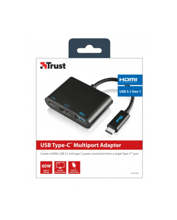 TRUST TYPE-C MULTIPORT ADAPTER