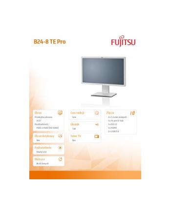 Fujitsu DISPLAY B24T-8 PRO 24'' FHD