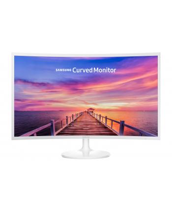 Monitor Samsung 31.5inch LC32F391FWUXEN, VA, HDMI/DP, curved