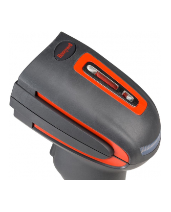Honeywell GRANIT 1280I SCANNER Serial Kit: 1D, FR focus, red scanner (1280iFR-3), RS232 black, DB9 Female, 3m coiled cable (CBL-020-300-C00), with vibrator