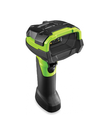Zebra Technologies DS3608 RUGGED SCANNER Rugged, Area Imager, High Density, Corded, Industrial Green, Vibration Motor