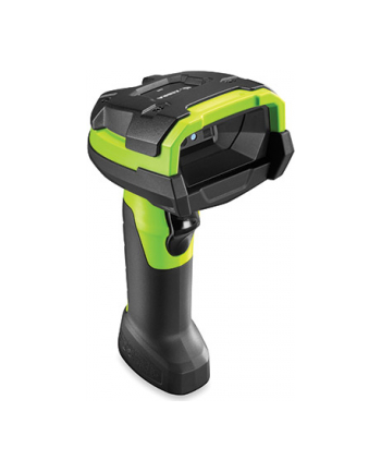 Zebra Technologies DS3608 RUGGED IMAGER Rugged, Area Imager, Standard Range, Corded, Industrial Green, Vibration Motor