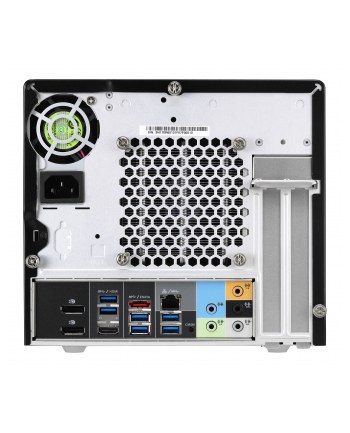Shuttle SH170R6 S1151 H170 BLACK GLN HDMI DISPLAY-PORT 300W       IN
