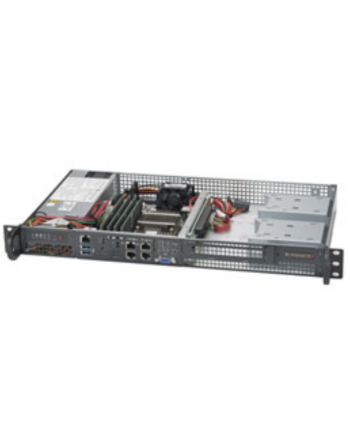 SUPERMICRO 1U BARE 1XEON 1540 SOC 2X3.5 200W 128GB SATA3 2X10GBE 1PCIE   IN