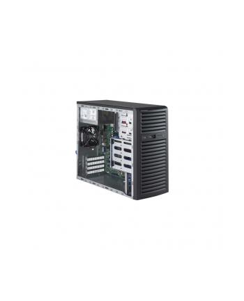 SUPERMICRO MTW BARE 1XEON V5 C232 4X3.5 300W 64GB SATA3 2GBE VGA 3PCIE   IN