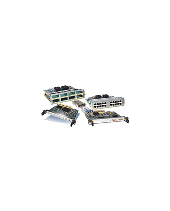 Cisco 1 PORT MULTIFLEX TRUNK VOICE/ 1 port Multi-flex Trunk Voice/Clear-channel Data T1/E1 Module