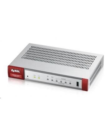 Zyxel ZyWALL USG20-VPN, 10xIPSec VPN, up to 15xSSL, 4x 1Gbps LAN/DMZ, 1xSFP, USB