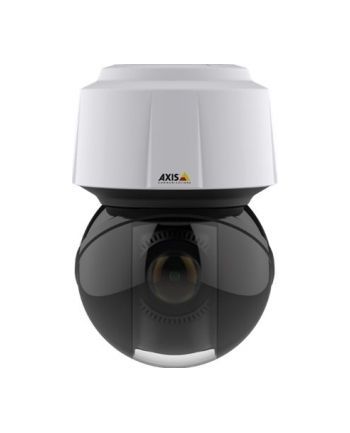 AXIS Q6128-E 50HZ Compact, top performance 4K Comparable with SMPTE 2036 3840x2160 resolution in 25fps, (8MP). With 12x optical zoom for outdoor as well as indoor use. IP66. Mounting brackets are not included (several different accessories available)