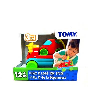 TOMY Pomoc drogowa 3 w 1