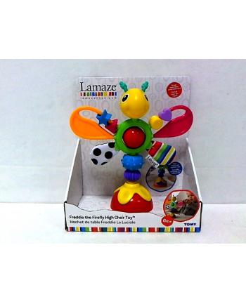 TOMY Lamaze Zabawka na krzesełko Freddie