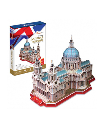 PUZZLE 3D Katedra Św. Pawła