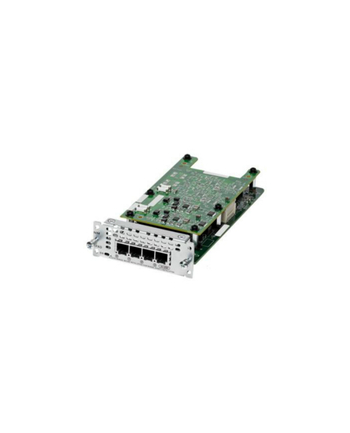 Cisco 4-PORT NETWORK INTERFACE MODULE - BRI NT AND TE           IN