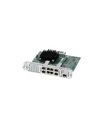 Cisco SM-X MODULE WITH 4-PORT DUAL-M 4-port Gigabit Ethernet, dual-mode GE/SFP or 1-port 10G SFP+, SM-X Module
