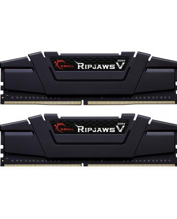 G.SKILL DDR4 RipjawsV 16GB (2x8GB) 3200MHz CL15-15-15 XMP2 Black