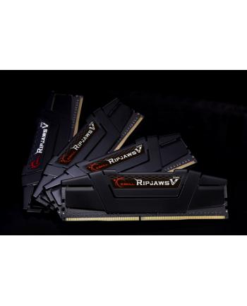 G.SKILL DDR4 64GB (4x16GB) RipjawsV 3200MHz CL15-15-15 XMP2 Black