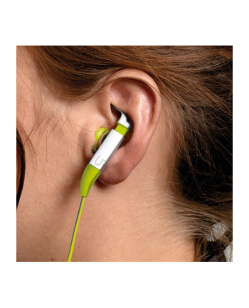 Trust UrbanRevolt Fit In-ear Sports Headphones - green