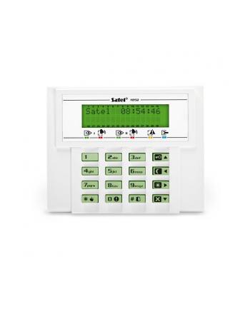 Manipulator LCD typ obudowy M SATEL VERSA-LCD-GR