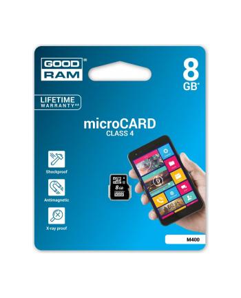 GOODRAM microSD 8GB CL4