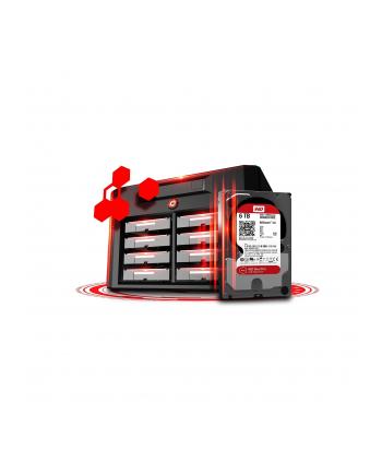 Dysk HDD Western Digital RED PRO 3 5  6000GB SATA III 128MB 7200obr/min WD6002FFWX