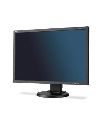 Monitor NEC E245WMi 24inch, IPS, DP/DVI/D-Sub, głośniki, biały