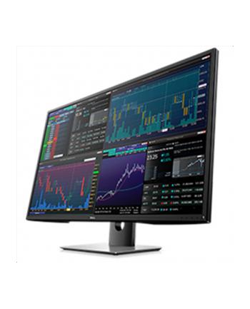 Dell monitor P4317Q 42,5'' UHD 4K 3840x2160 LED VGA 2xHDMI DP 4xUSB Black 3YPES