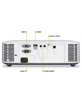 Casio Projektor CASIO XJ-V10X DLP 1024x768 3300ANSI lumen 20000:1