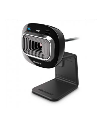 Microsoft L2 LifeCam HD-3000 Win USB Port EMEA EFR EN/AR/CS/NL/FR/EL/IT/PT/RU/ES/UK