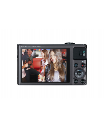 Aparat Cyfrowy Canon PowerShot SX620  HS Wi-Fi  czarny