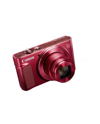 Aparat Cyfrowy Canon PowerShot SX620  HS Wi-Fi  czerwony