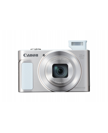 Aparat Cyfrowy Canon PowerShot SX620  HS Wi-Fi  biały