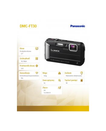Aparat cyfrowy Panasonic FT-30
