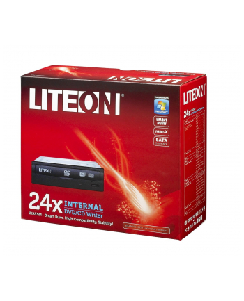 LiteOn Lite iHAS324-17 24x SA black Retail
