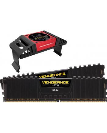 Corsair Vengeance® LPX 16GB (2x8GB) DDR4 3600MHz C18 Memory Kit - Black