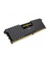 Corsair Vengeance® LPX 16GB (2x8GB) DDR4 3600MHz C18 Memory Kit - Black - nr 23
