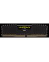 Corsair Vengeance® LPX 16GB (2x8GB) DDR4 3600MHz C18 Memory Kit - Black - nr 24